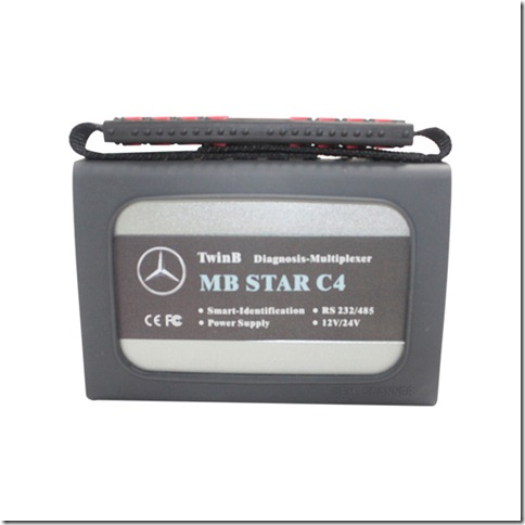 Difference between mb sd connect c4 and benz star c3 c4 for Mercedes benz computer diagnostic tool